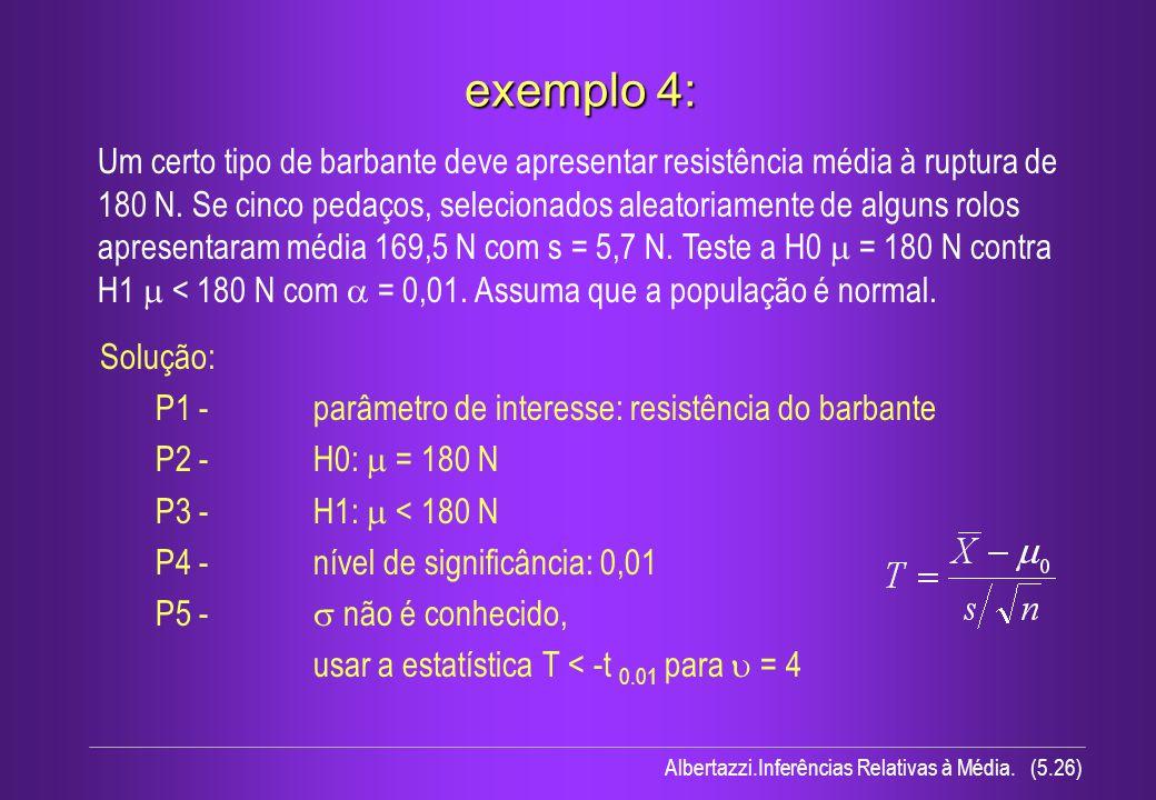 exemplo 4: