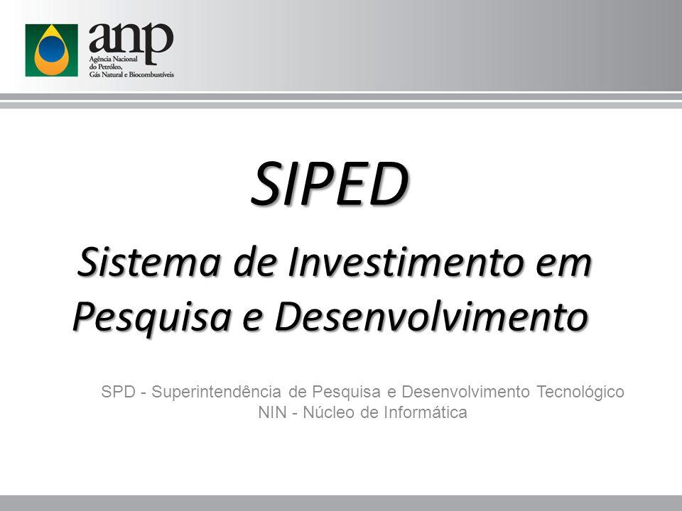 Sistema de Investimento em Pesquisa e Desenvolvimento
