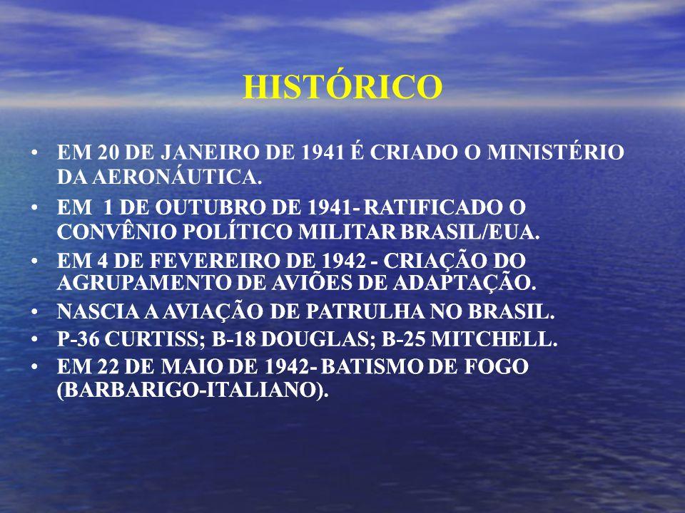 HISTÓRICO • EM 20 DE JANEIRO DE 1941 É CRIADO O MINISTÉRIO
