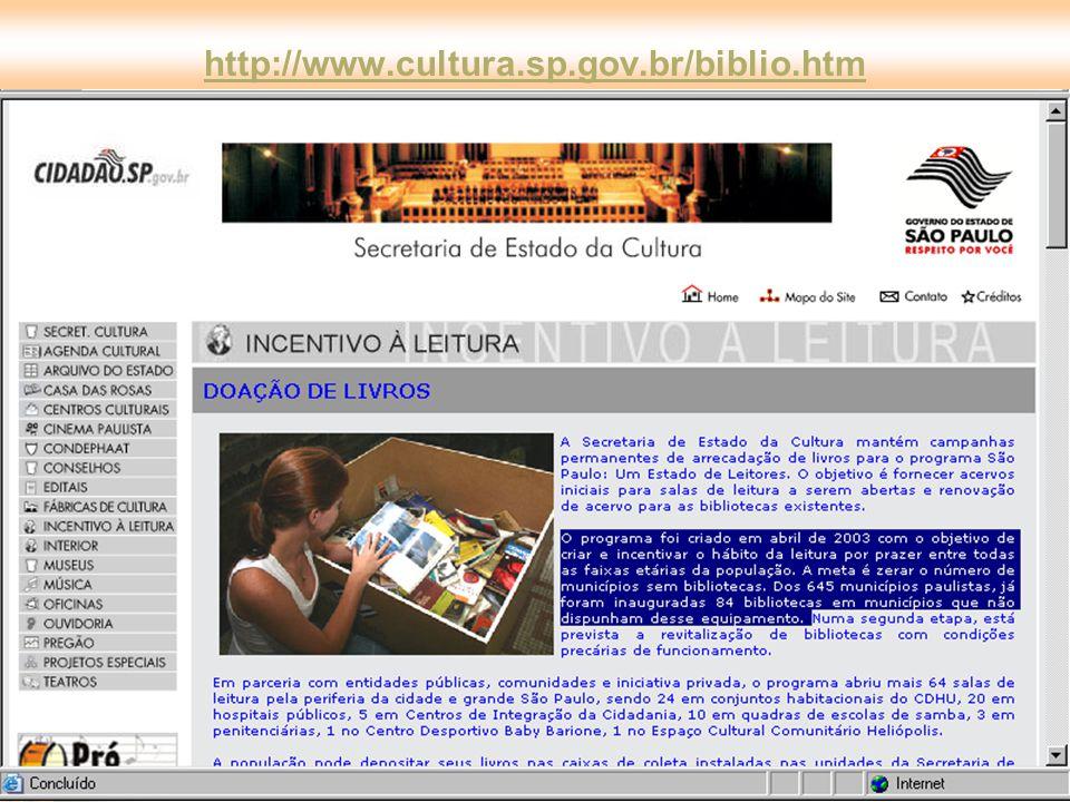 http://www.cultura.sp.gov.br/biblio.htm