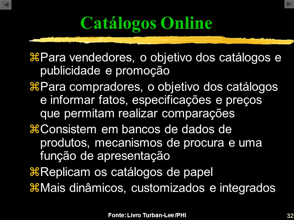 Catálogos Online Para vendedores, o objetivo dos catálogos e publicidade e promoção.