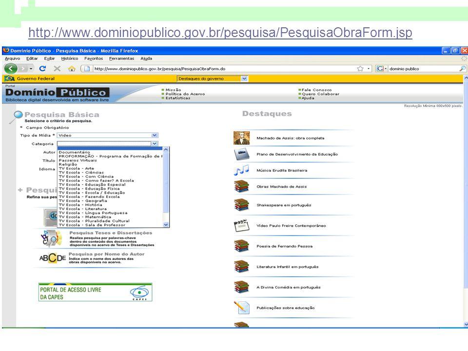 http://www.dominiopublico.gov.br/pesquisa/PesquisaObraForm.jsp