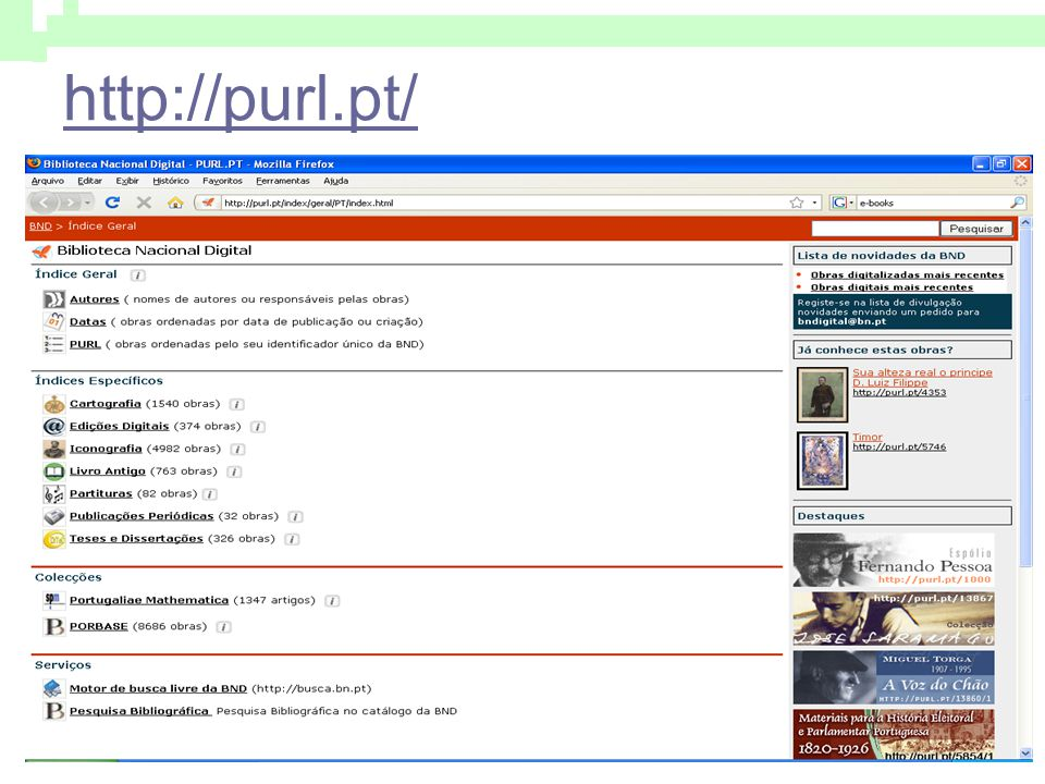 http://purl.pt/