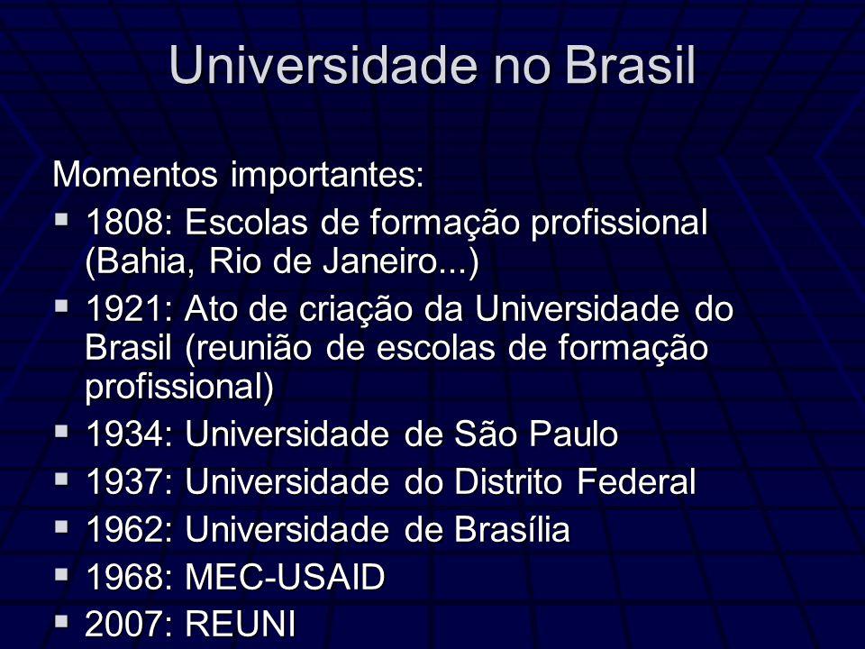 Universidade no Brasil