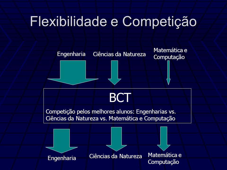 Flexibilidade e Competição