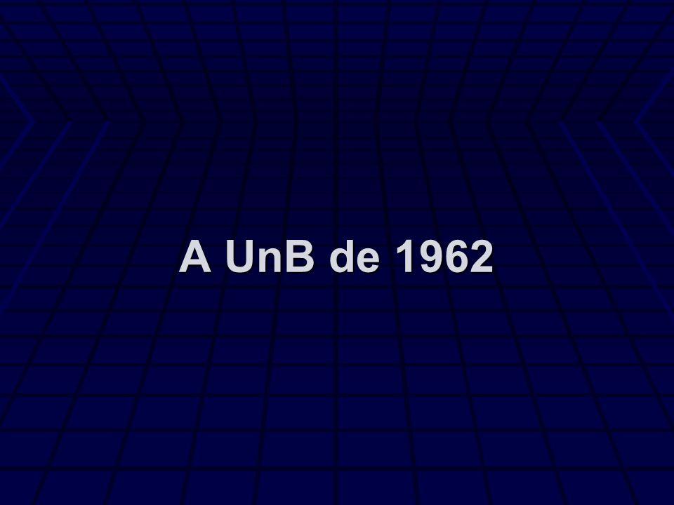 A UnB de 1962