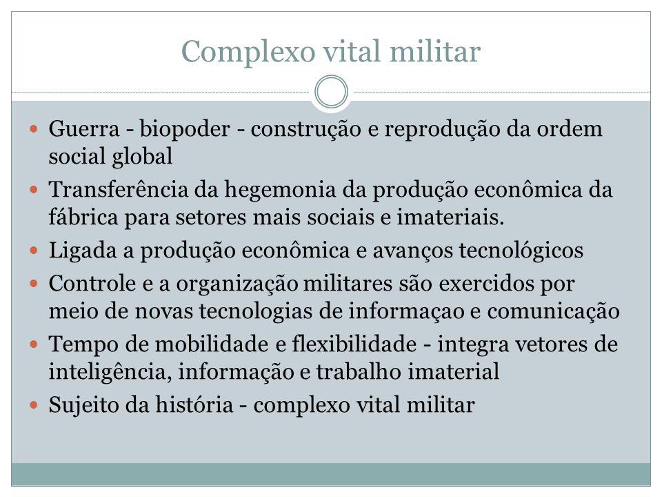 Complexo vital militar