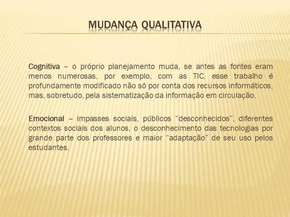 Mudança qualitativa