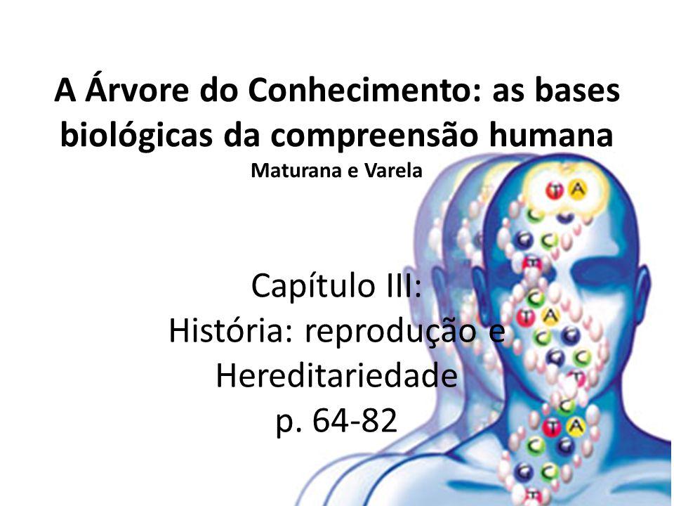 História: reprodução e Hereditariedade