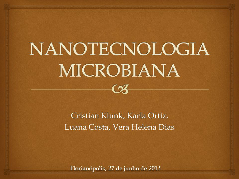 NANOTECNOLOGIA MICROBIANA