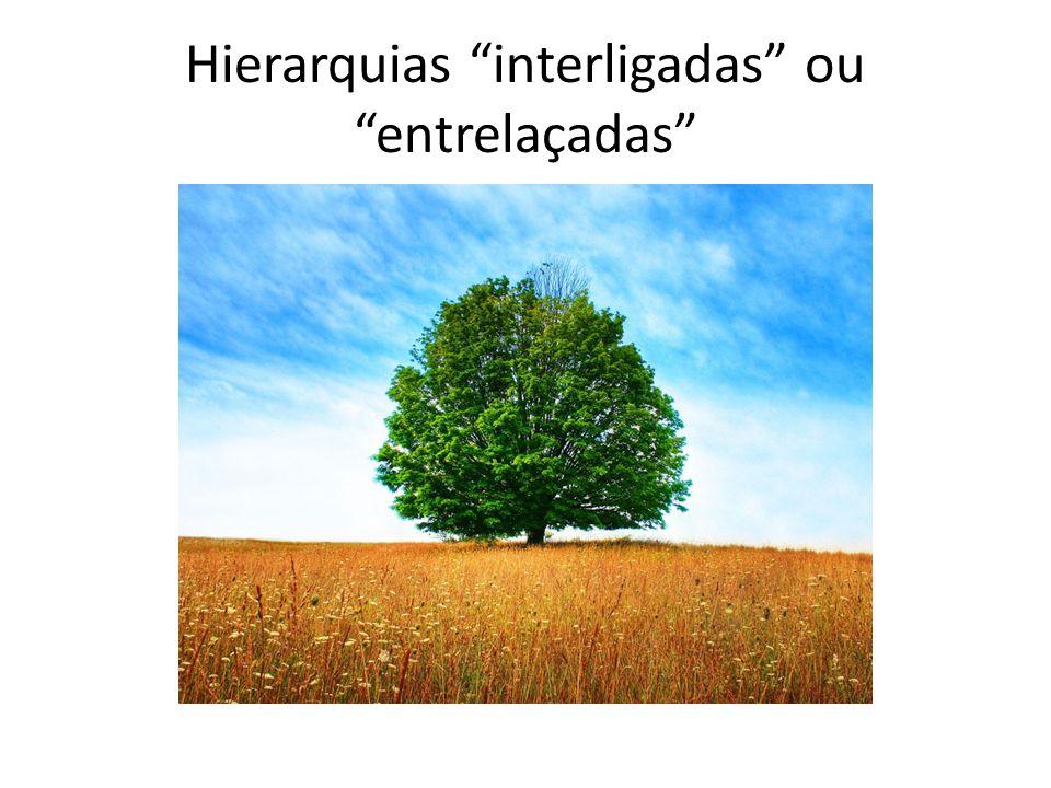 Hierarquias interligadas ou entrelaçadas