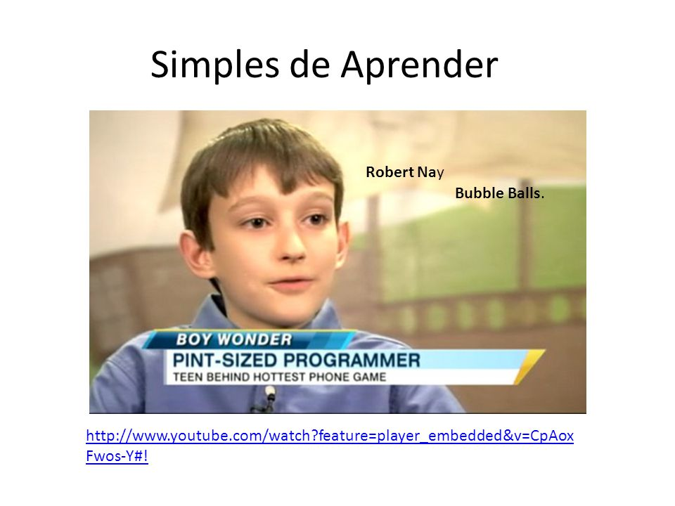 Simples de Aprender Robert Nay Bubble Balls.