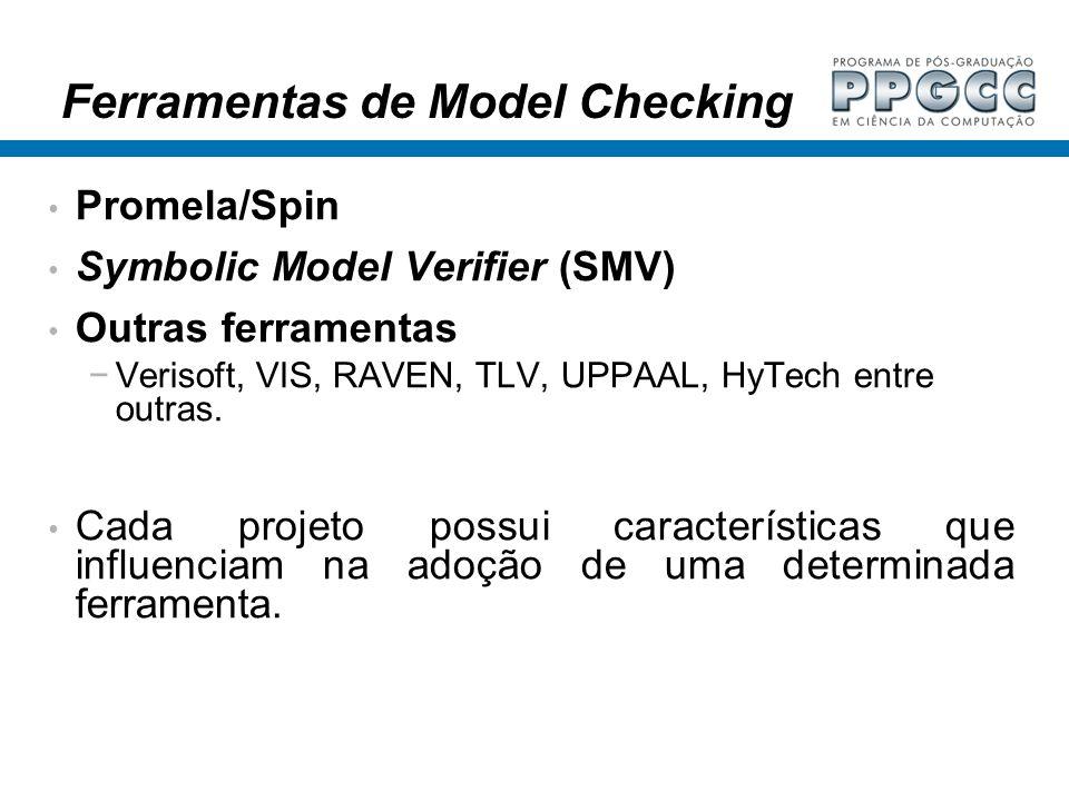 Ferramentas de Model Checking