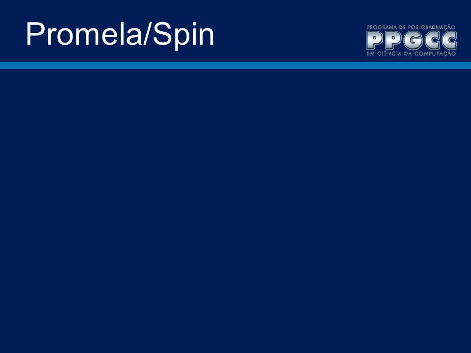 Promela/Spin