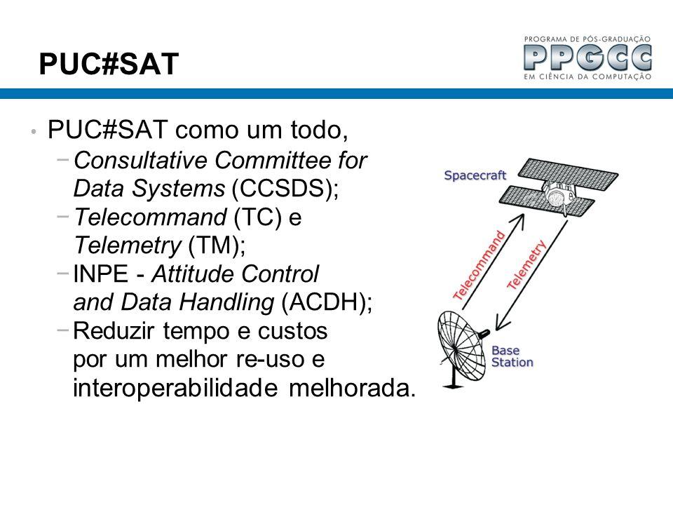 PUC#SAT PUC#SAT como um todo, Consultative Committee for