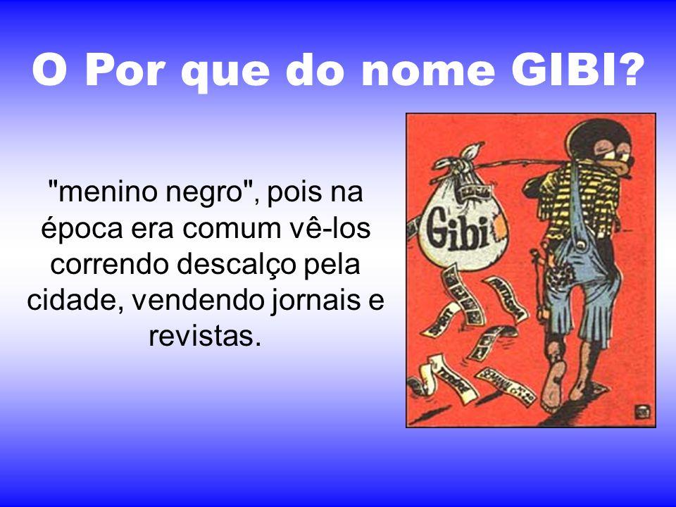 O Por que do nome GIBI.
