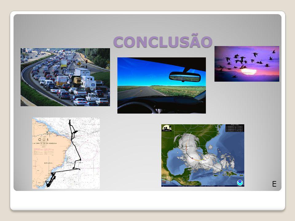 CONCLUSÃO E