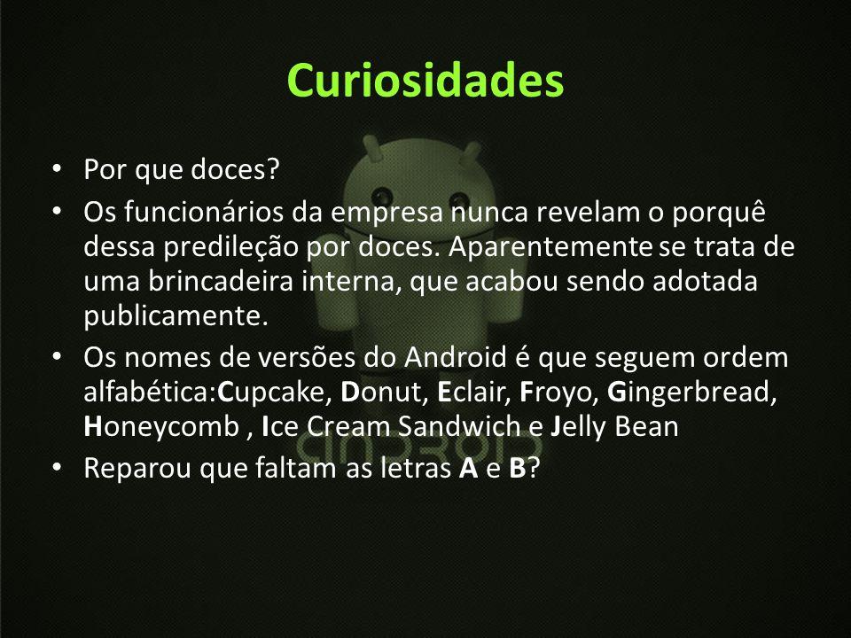 Curiosidades Por que doces
