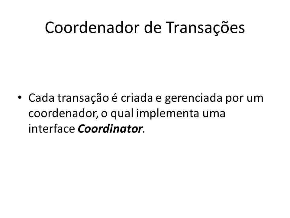 Coordenador de Transações
