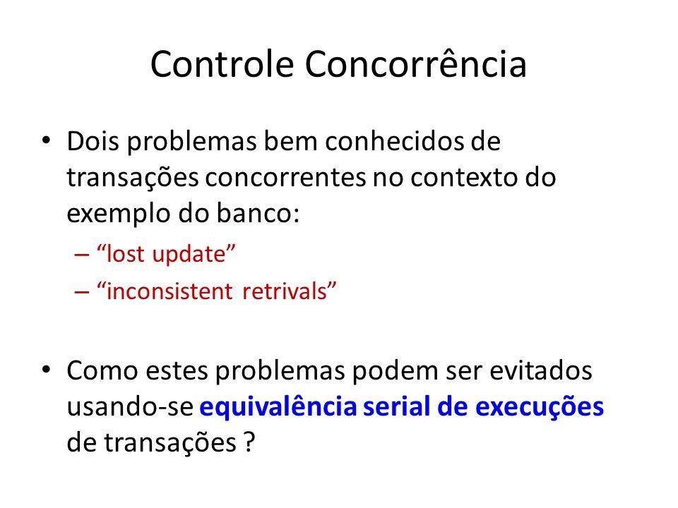 Controle Concorrência