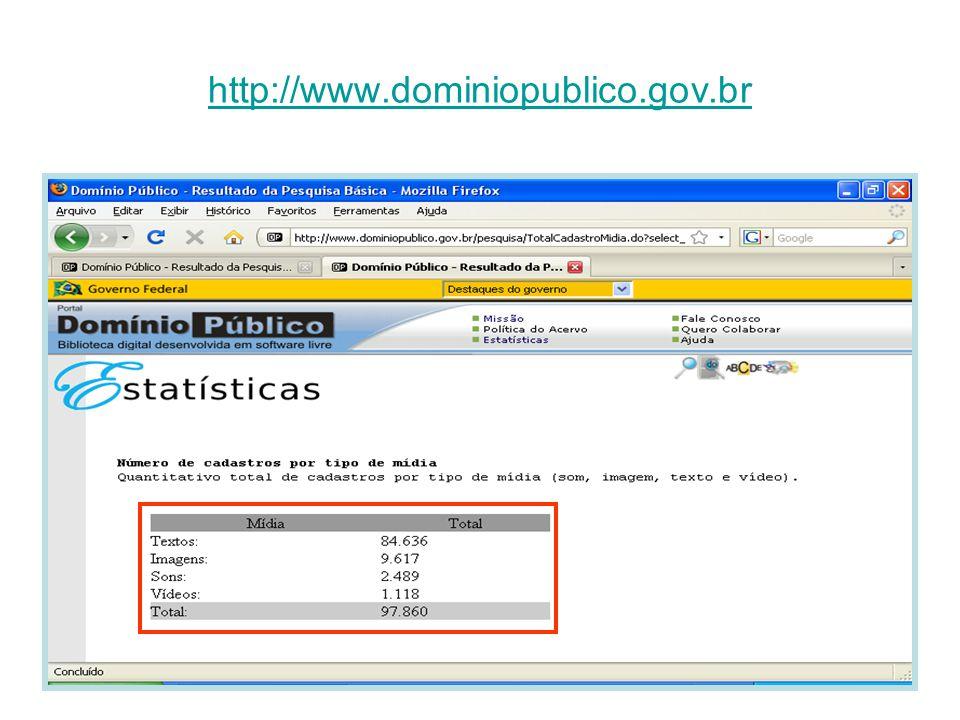 http://www.dominiopublico.gov.br