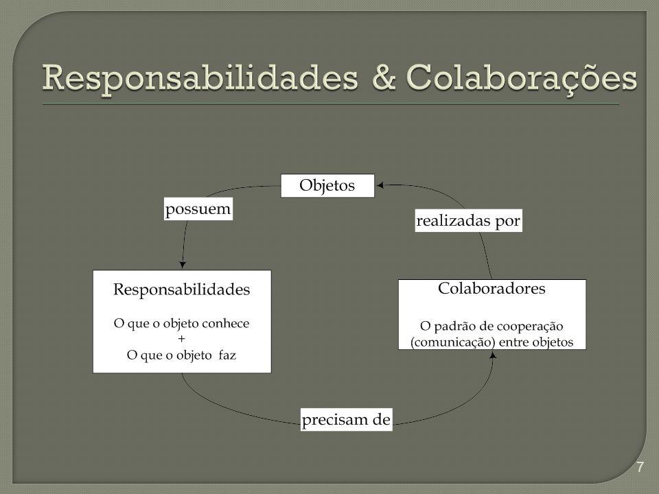 Responsabilidades & Colaborações