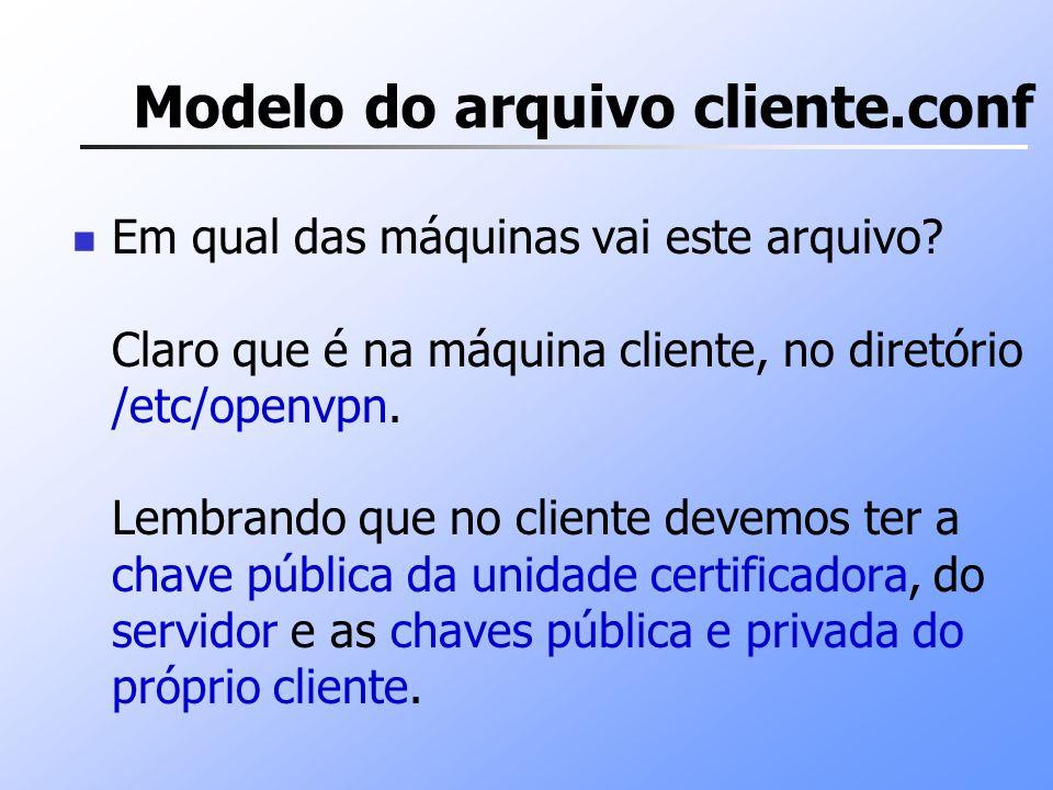 Modelo do arquivo cliente.conf
