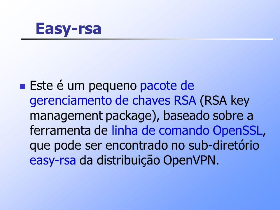 Easy-rsa