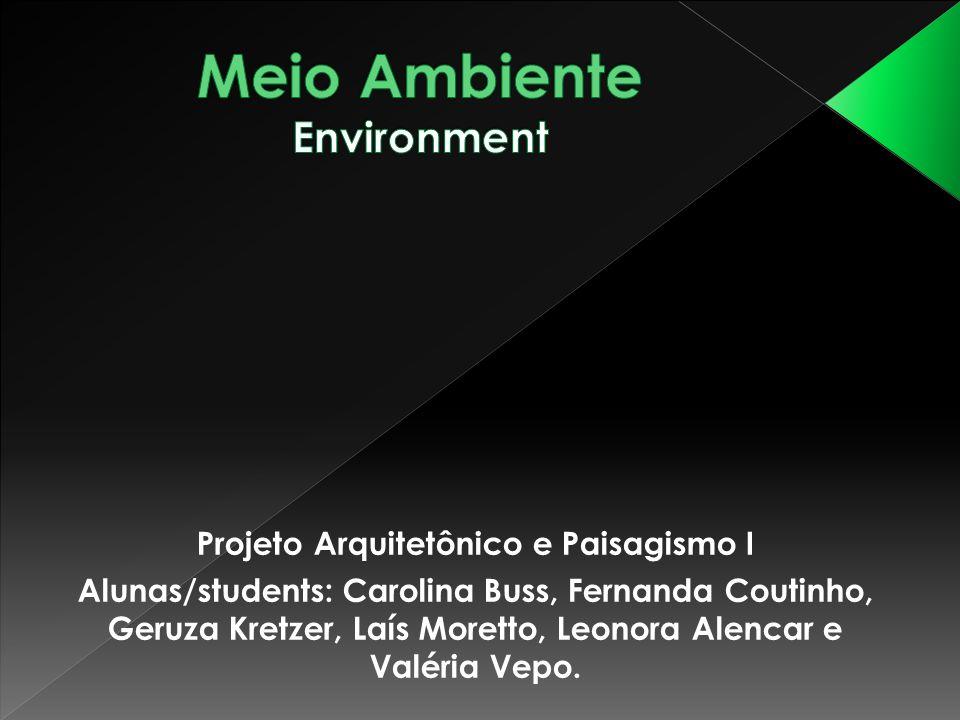 Meio Ambiente Environment