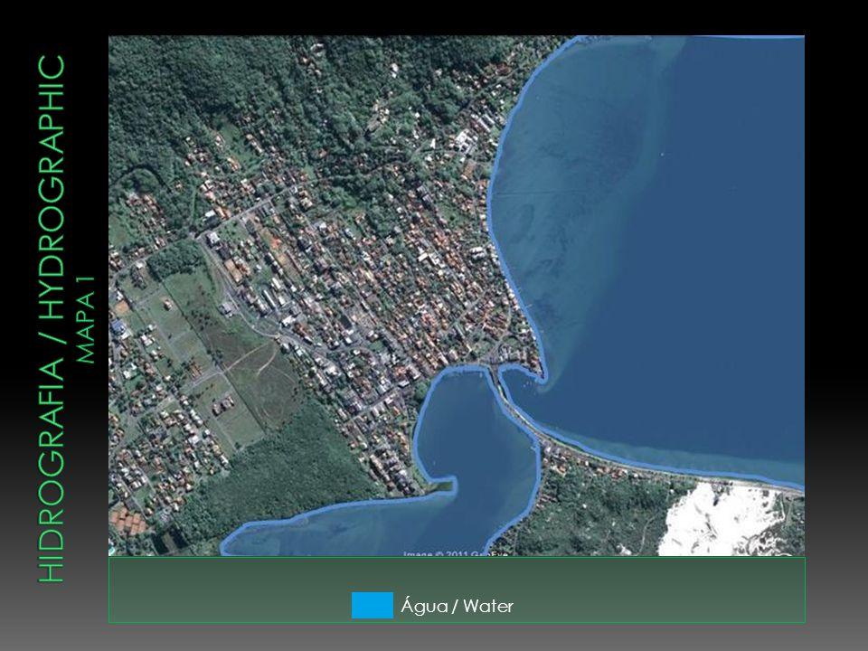 Hidrografia / hydrographic mapa 1