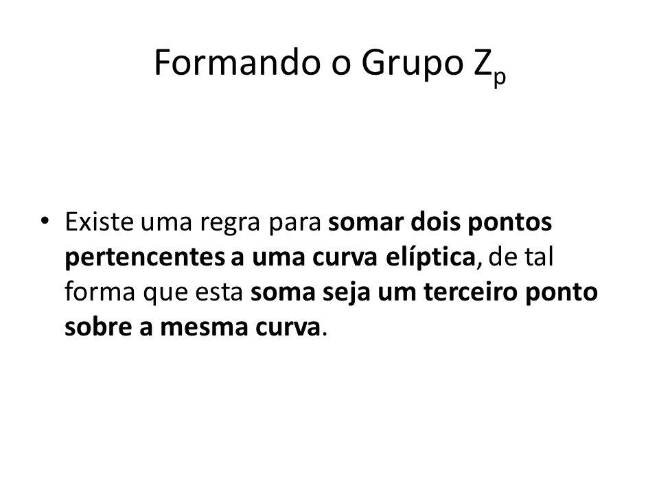 Formando o Grupo Zp