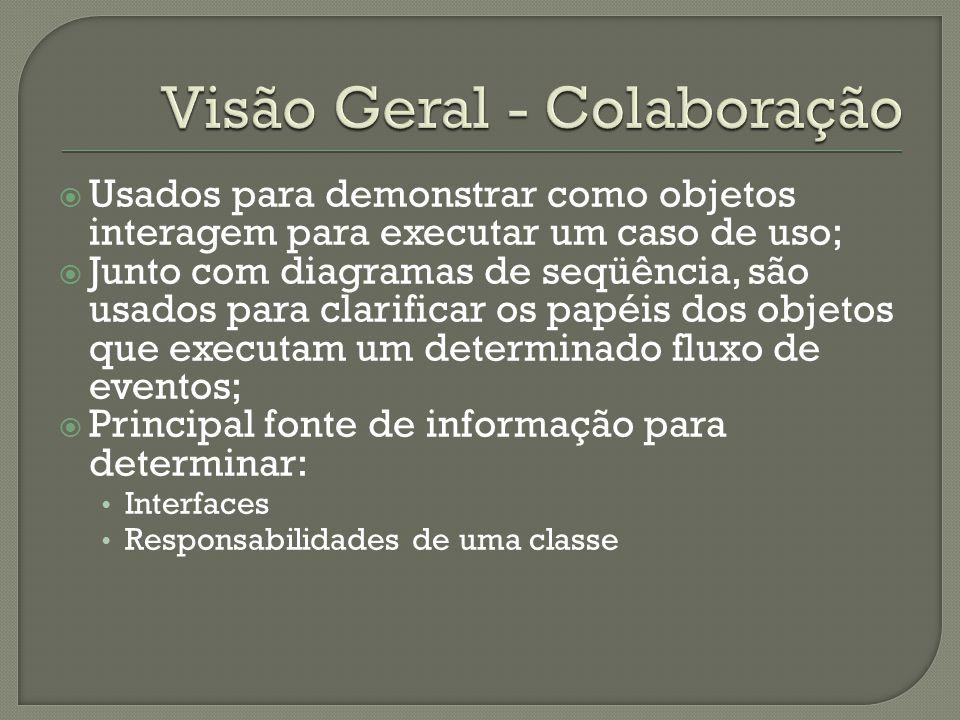 Visão Geral - Colaboração