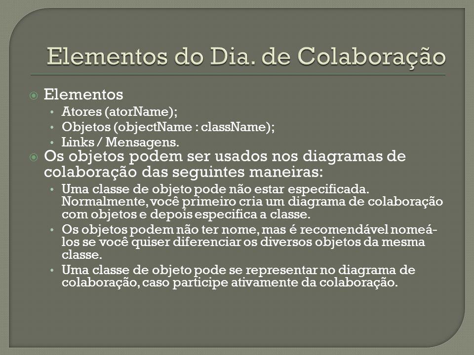 Elementos do Dia. de Colaboração