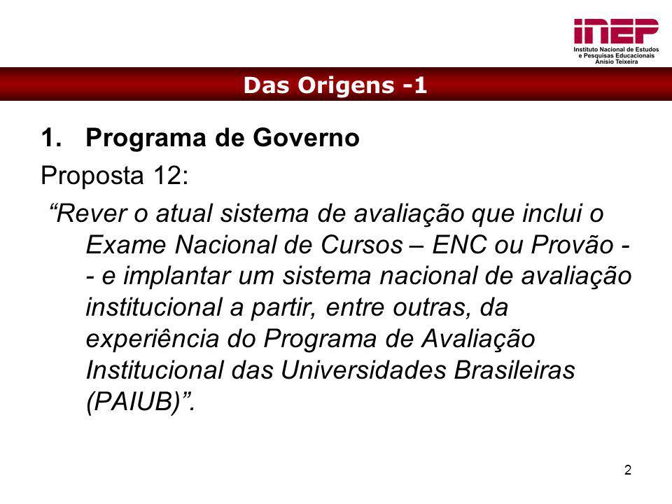 Programa de Governo Proposta 12: