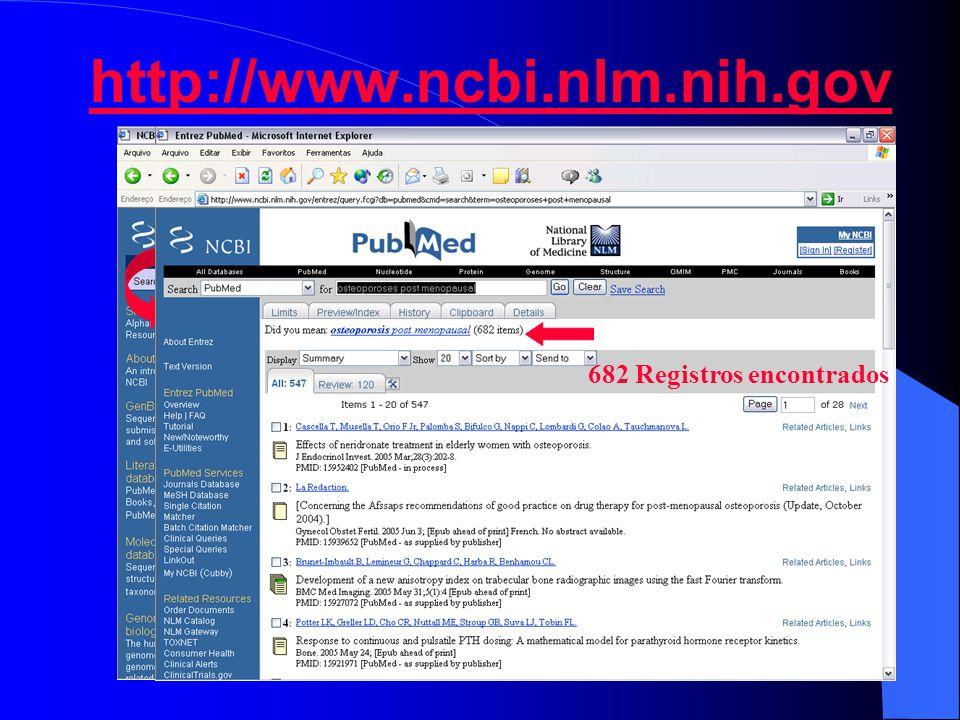 http://www.ncbi.nlm.nih.gov Osteoporoses post menopausal