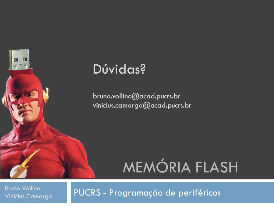 PUCRS - Programação de periféricos