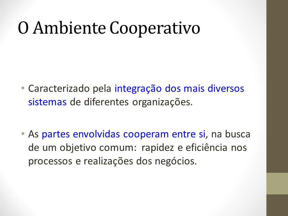 O Ambiente Cooperativo