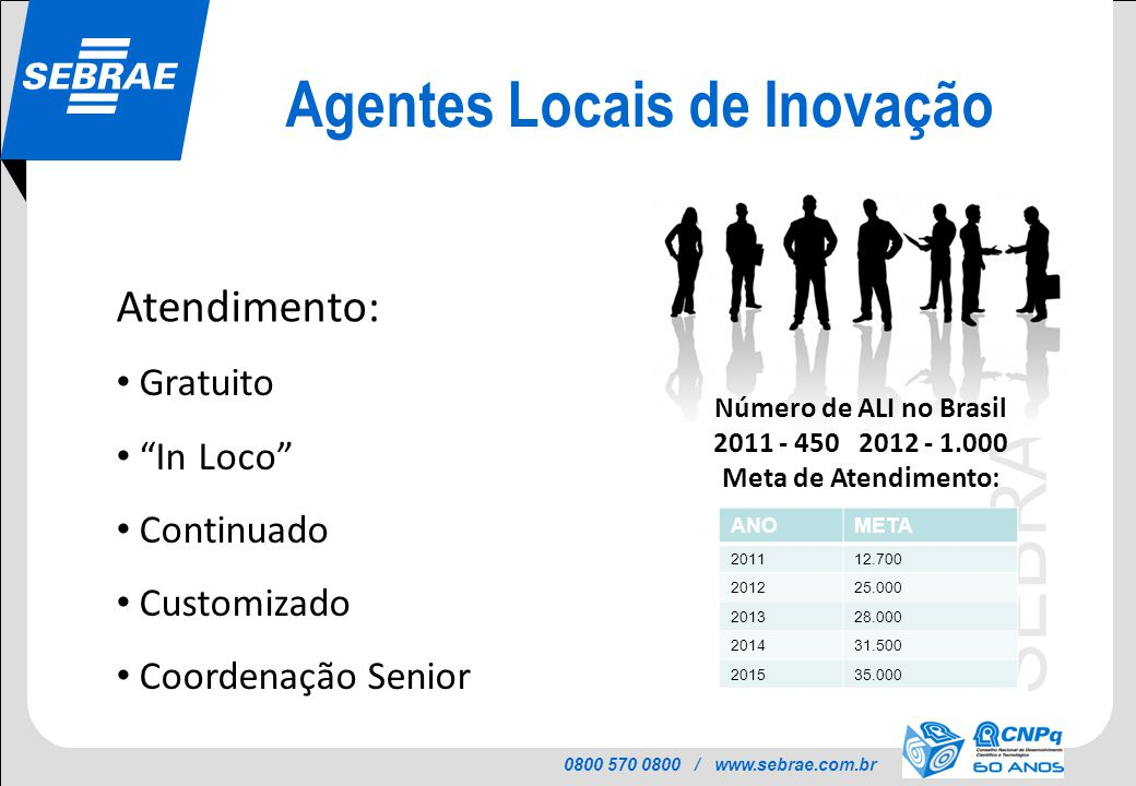 Agentes Locais de Inovação