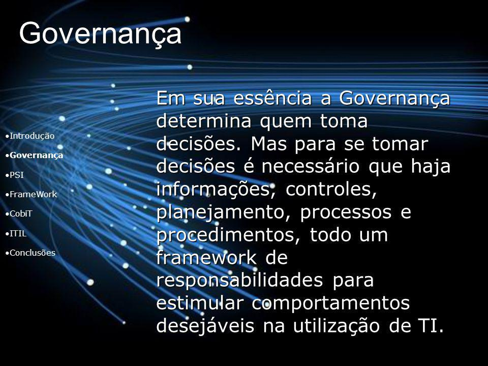 Governança