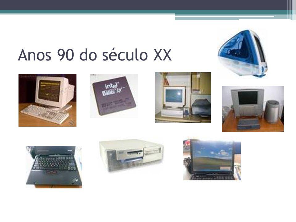 Anos 90 do século XX