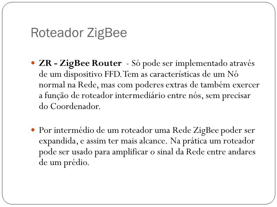 Roteador ZigBee