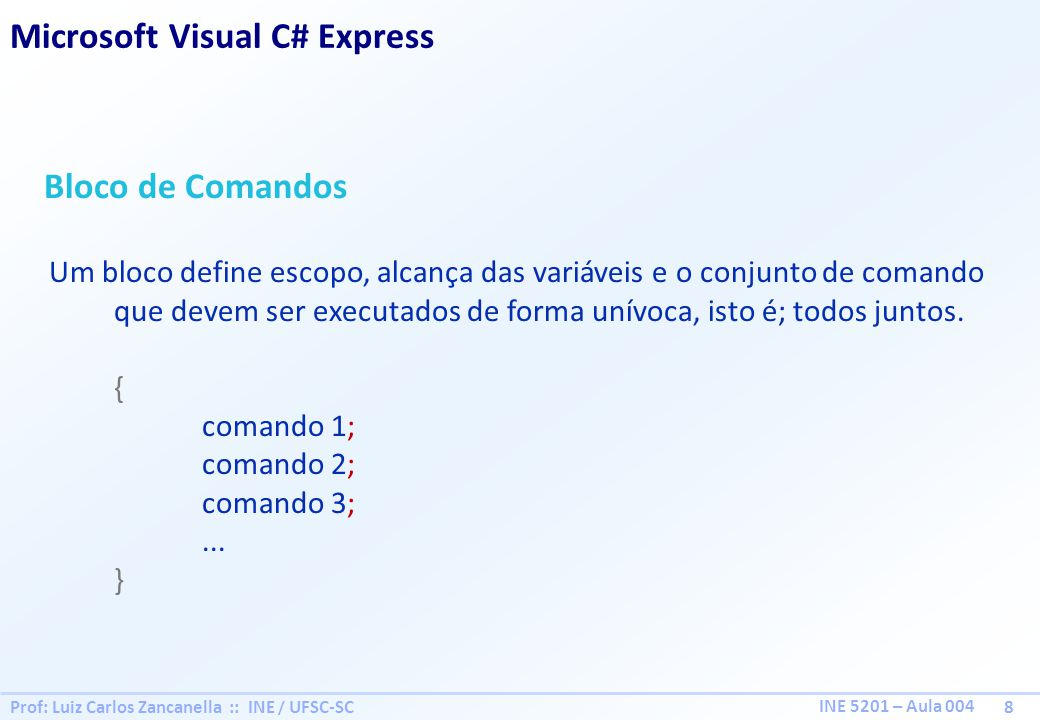 Microsoft Visual C# Express