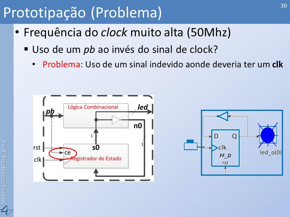 Prototipação (Problema)