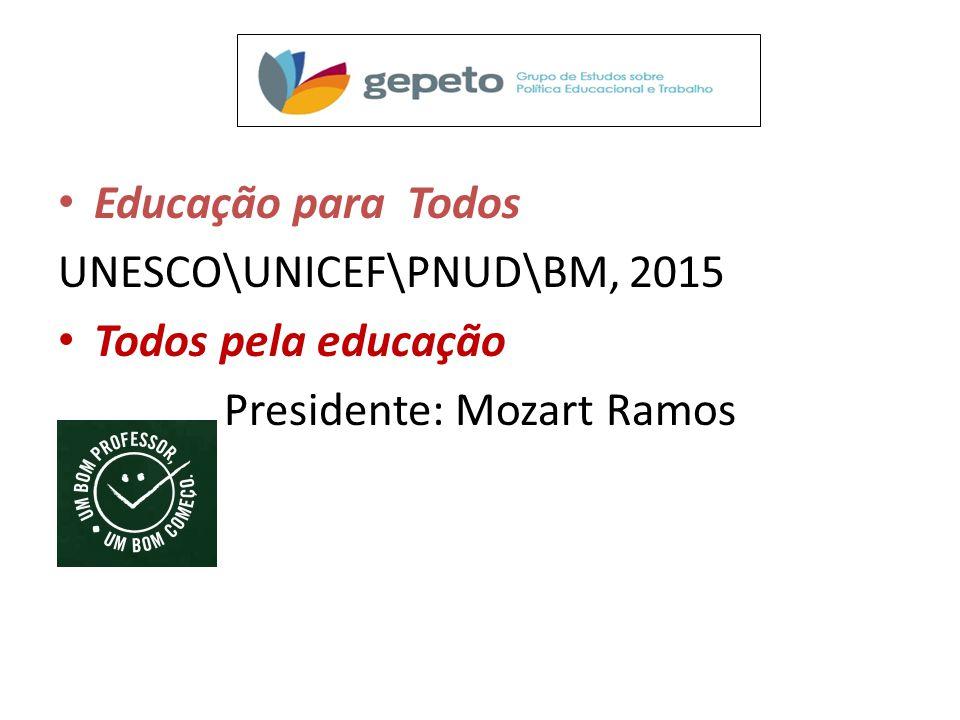 Presidente: Mozart Ramos