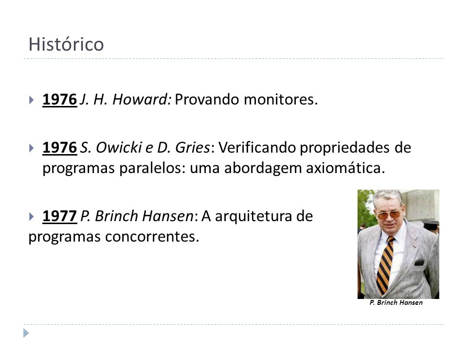 Histórico 1976 J. H. Howard: Provando monitores.