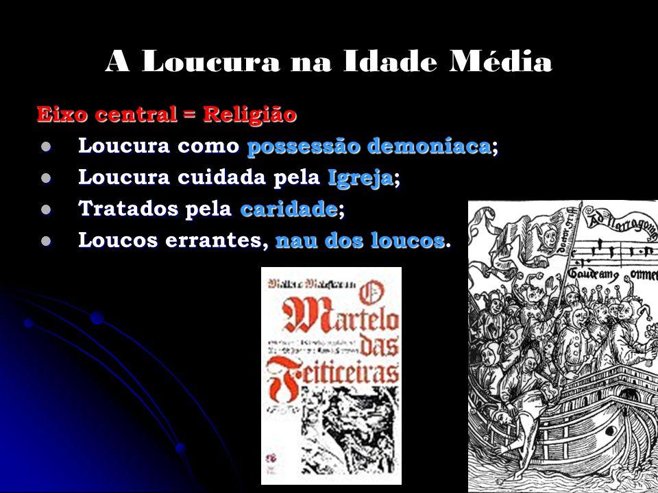 A Loucura na Idade Média