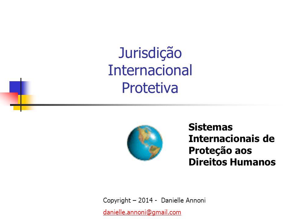Jurisdição Internacional Protetiva
