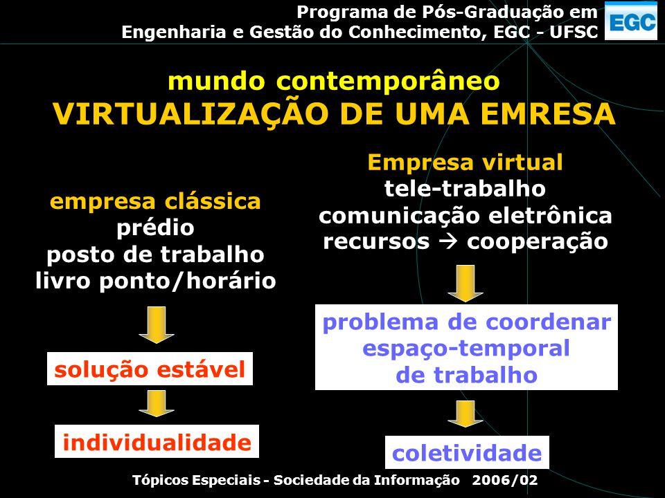 VIRTUALIZAÇÃO DE UMA EMRESA