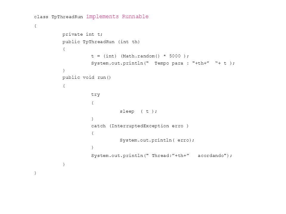 class TpThreadRun implements Runnable