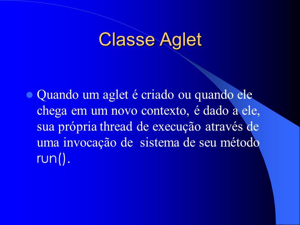 Classe Aglet